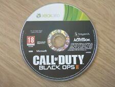 Call of Duty Black Ops II (2) - Xbox 360 * disco solamente *