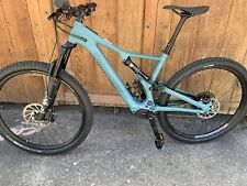 Specialized 2020 Turbo Levo SL Comp | Size: Large | Color: Dusty Turquoise