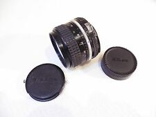 Nikon 28mm f3.5 Nikkor Manual Focus Wide Angle Ai Lens, Vintage & Collectable