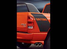 -2- Dodge Ram 1500 2500 Daytona Vinyl Decal Sticker Graphic Truck Bed Hemi