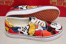 Vans Era Disney Mickey & Friends Multi Men's Size 9.5