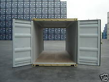 STORAGE CONTAINERS NEW 20' DD (Doors on both ends) SHIPPING CARGO CONTAINER
