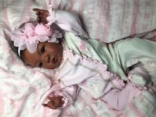 "Reborn Baby Girl ""Jackie"" - Doll Therapy for People with Alzheimers & Caregivers"
