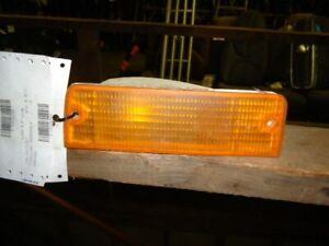Driver Corner/Park Light Park Lamp-turn Signal Bumper Fits 87-91 SHADOW 16789