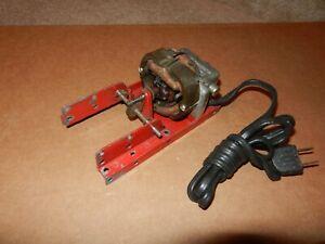 Gilbert Erector P-51 Electric Engine w/Reverse Switch,  1930's Vintage, Original