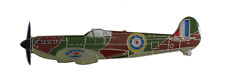 Supermarine Spitfire Royal Air Force RAF Pin Badge