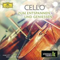 LLOYD WEBBER/ROSTROPOWITSCH/MAISKY... - CELLO (KLASSIK-RADIO-SERIE)  2 CD NEU