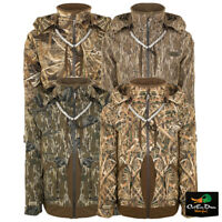 DRAKE WATERFOWL GUARDIAN FLEX 3-N-1 FULL ZIP CAMO SYSTEMS JACKET COAT