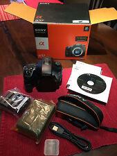 Sony SLT-A57 16.1MP Digital SLR Camera - Black (Body Only)