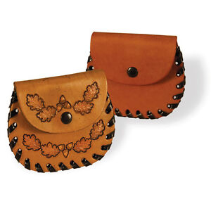 Leather Pocket Coin Holder Kit Tandy Leather 4111-00