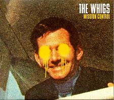 THE WHIGS - MISSION CONTROL - CARD DIGIPAK COVER CD ALBUM - MINT