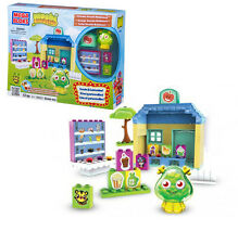 Gross-ery Store Playset Moshi Monsters Mega Bloks Building Bricks 57 pc | 80622