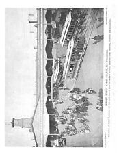 1887 SAN FRANCISCO CABLE CAR Railway BOOK  PACIFIC CABLE RAILWAY COMPANY