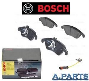 Bosch de Frein Avec Contact D' Usure avant Mercedes Classe C E CLS W204 W212