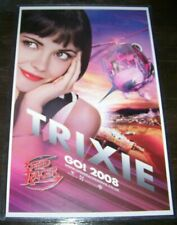 Speed Racer Trixie 11X17 Poster Christina Ricci