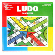 LUDO BOARD GAME SET DICE GAMES SIMPLE FAMILY PLAY FUN ACTIVITY TABLETOP INDOOR