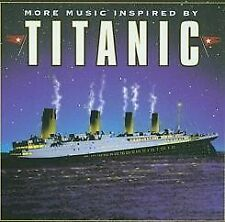 SILVER SCREEN Orchestra-More Music Inspired by Titanic-CD -