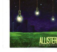 (FT75) Allister, Before The Blackout - 2005 DJ CD
