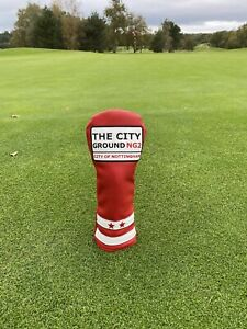 Nottingham Forest  - Golf Head Cover -Fairway Headcover (New)