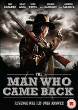 Man Who Came Back, The (DVD) (NEW AND SEALED) (WESTERN) (REGION 2) (FREE POST)