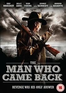 Man Who Came Back, The (DVD) (NEW AND SEALED) (WESTERN) (REGION 2)