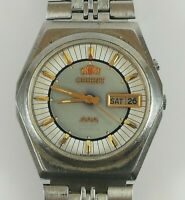 Vintage ORIENT AAA OS305 Automatic Watch Crystal 21 Jewels Japan Made Working