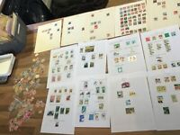 JAPAN STAMPS vintage to modern from different collections #o