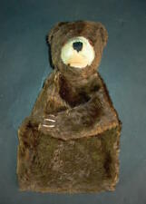 alte Steiff  Handspielpuppe - Bär Teddy Baby