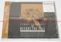 BEFORE THE FALL FINAL FANTASY XIV Original Soundtrack Blu-ray Japan SQEX-20022