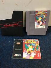 Krusty`s Fun House Nintendo NES - slip and manual