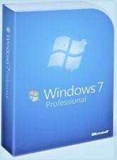 Genuine Microsoft Windows 7 Pro OA Professional License Key / Scrap PC - *UK*