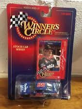 Dale Jarrett #88 Quality Care 1998 Ford Stock Car Series Winners Circle RARE