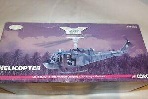 CORGI 1:48 UH-1B HUEY 117TH AVIATION COMPANY US ARMY VIETNAM