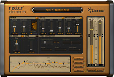 iZotope Nectar Elements Full Retail Version Complète UPGRADE NOW FOR LESS!!!