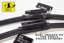 MERCEDES-BENZ CITAN NEW BOSCH A425S Aerotwin Front Wiper Blades Set