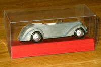 Supplied by DINKY MECCANO ARMSTRONG SIDDNEY  MODEL KIT+CLEAR DISPLAY BOX