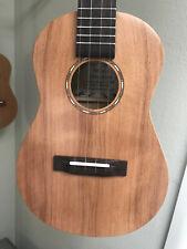 Kelali Tenor ukulele with Maple and Redwood handmade in USA