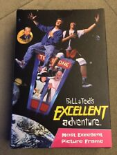 """Bill and Ted's Excellent Adventure Loot Crate Exclusive Picture Frame 3""""X 5"""" NEW"""