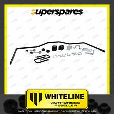 Whiteline Rear 20mm Sway Bar ADJ BIR10Z for Chevrolet Gmc Holden Isuzu LDV