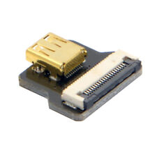 Micro HDMI Type D Female FPC Connector Socket for HDTV Aerial Photography CYFPV