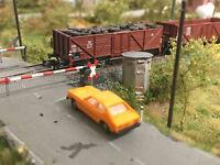 MU N-A00211 - Achteckiges Schalthaus für Bahnübergang - Spur N - NEU