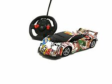 Remote Control Car Speed Drifter With Motion Steering Wheel Vehicle 1:20 Scale