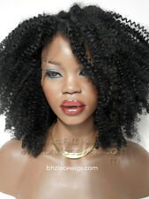Afro Kinky Curly lace front wig Nubushe Wave lace front wig beyonce lace wig