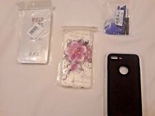 iPhone 7 Plus Case Lot ( 3 cases)  + iPhone Repair Kit