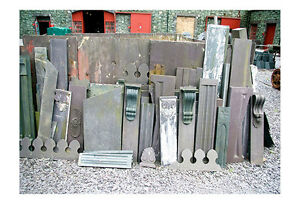 Slate Pile odds and ends Wales Photographic Epson Print only (Unframed)