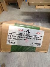 TIMELY DOOR FRAME Western White 3-0x8-0 47S 440xASA RH 90 Minute Rated