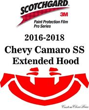 3M Scotchgard Paint Protection Film Pro Series 2016 2017 2018 Chevy Camaro SS