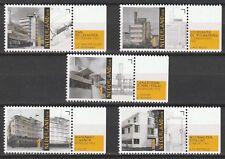 Nederland 2018 3679-3683 Architectuur Het Nieuwe Bouwen - World Heritage