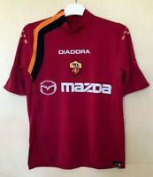 AS ROMA 20042005 HOME FOOTBALL JERSEY CAMISETA SOCCER MAGLIA SHIRT VINTAGE