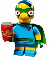 LEGO SERIES 2 SIMPSONS ; MILHOUSE FALL OUT SEALED